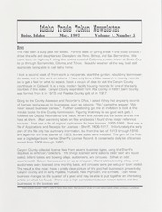 Idaho Trade Token Newsletter: Vol. 1, No. 5, May 1997