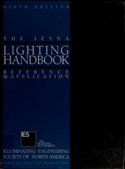 The IESNA Lighting Handbook : Reference U0026amp; Application : Rea, Mark  Stanley, 1950  : Free Download, Borrow, And Streaming : Internet Archive Great Pictures