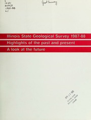 Administrative Report And Economic And Geological Papers - Illinois state geological survey