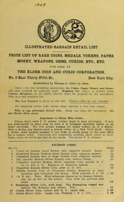 Illustrated Bargain Retail List for 1929