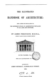 free pdf download illustrated handbook of architecture by james fergusson