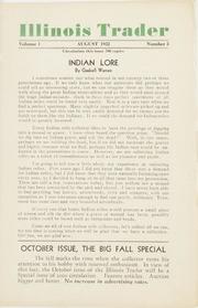 Illinois Trader: Vol. 1, No. 3