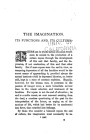 george macdonald the imagination and other essays pdf