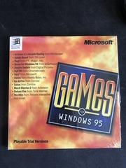 Microsoft Games Sampler for Windows 95
