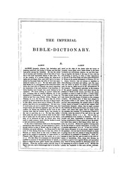 the imperial bible dictionary vol 2 pdf