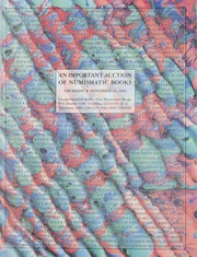 An Important Auction of Numismatic Books (pg. 73)