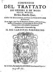Risultati immagini per Giovanni Battista Doni