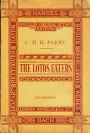 the lotos eaters