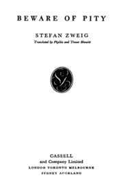 beware of pity stefan zweig pdf free download