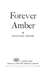 Forever Amber Epub