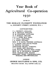 Statistiques du commerce exterieur 1930 gregory t e for Commerce exterieur canada
