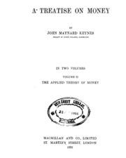 A treatise on moneyvol2 john maynard keynes free download a treatise on moneyvol2 fandeluxe Images