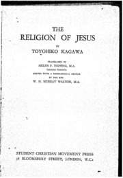 Jesus and the disinherited howard thurman free download the religion of jesus fandeluxe Ebook collections