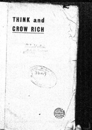 Think And Grow Rich Epub