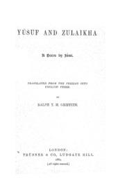 Yasuf And Zulaikha