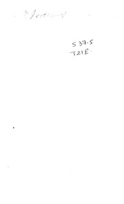 By pdf electricity and tayal magnetism dc
