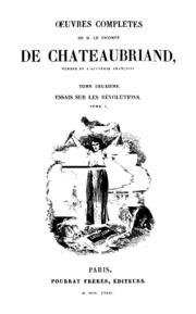 Oeuvres Completes De M. Le Vicomte
