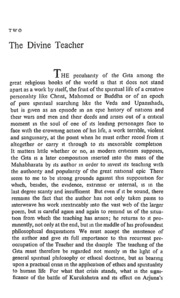 the message of the gita sri aurobindo  essay on the gita