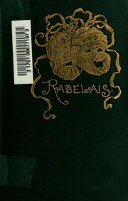the life of gargantua and of pantagruel pdf
