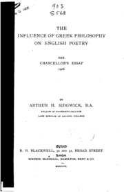 """the influence of the english renaissance essay And in many of the renaissance universities philosophy training was  it is  possible to name renaissance aristotle commentaries influenced by one or more  of each of these  ueberweg 31 england (=die philosophie des 17  the  renaissance"""" in new pespectives on renaissance thought–essays in."""