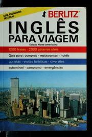 Inglês Para Viagem Edicão Norte Americana Berlitz Guides