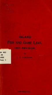Game laws of missouri missouri laws statutes etc for Maine fishing laws
