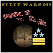 Colonel XS vs. To-Bo Split Wars 019
