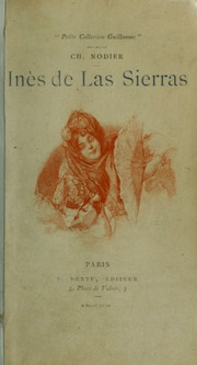 Inès de las Sierras: Medemoiselle de Marsan