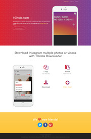 Instagram Downloader : 10insta : Free Download, Borrow, and