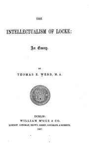 intellectualism essay Anti-intellectualism is rampant in the united  one cause and symptom of anti-intellectualism in the church is neglect of a form  christian research institute.