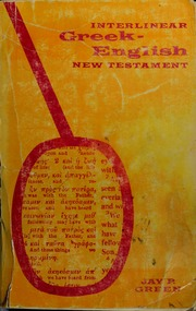 interlinear greek old testament septuagint pdf