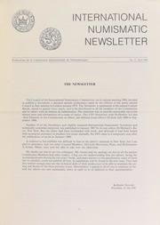 International Numismatic Newsletter 17 (April 1990)
