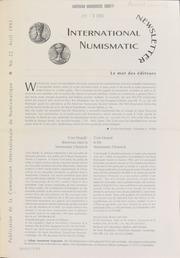 International Numismatic Newsletter 22 (April 1993)