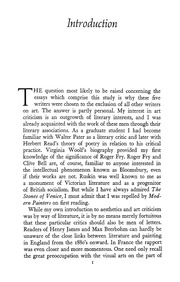 """roger fry essay in abstract design Tion a symbolical interpretation of universal and abstract signišcance 1 roger fry, """"giotto,"""" in vision and design(orig 1920 roger fry's formalism 7."""