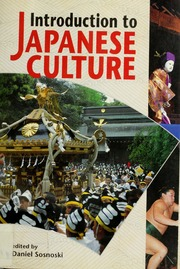 an introduction to the culture of the people of japan Japanese culture gaining a thorough people japan is famous for its supposed homogeny, but japan's population is much more diverse than you might think read.