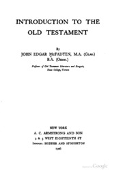 Testament the introduction to old pdf