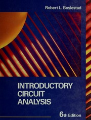 Electronic devices and circuit theory by robert boylestad and.