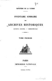 Inventaire des archives historiques de la chambre de for Chambre de commerce italienne marseille