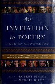 An Invitation To Poetry A New Favorite Poem Project