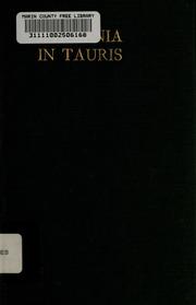 iphigenia in tauris euripides pdf