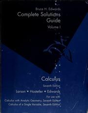 multivariable calculus larson 10th edition pdf