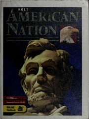 Holt american nation in the modern era boyer paul s free borrow american nation fandeluxe Gallery