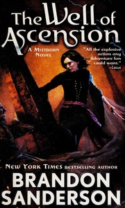 The Well Of Ascension Mistborn Book Two Sanderson Brandon