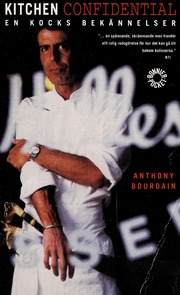 Borrow. Kitchen Confidential ...
