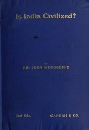 is civilized essays on n culture john woodroffe  is civilized essays on n culture