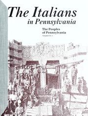 The Italians in Pennsylvania.