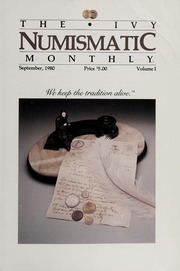 The Ivy Numismatic Monthly: 1980 (pg. 84)