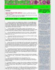 January 2009 - Post-FUN report