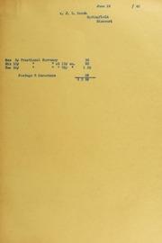 J.C. Marsh Invoices from B.G. Johnson, June 19, 1940