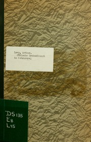 Jüdische Grabmalkunst in Osteuropa; eine Sammlung herausgegeben